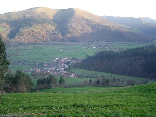 El Valle de Cabuerniga, Cantabria