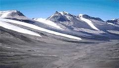 El Valle Seco de Antarctica