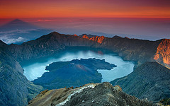El Volcan Gunung Agung, Bali