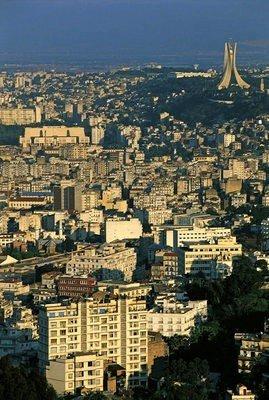 Embajada de Argelia ciudad