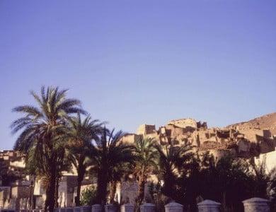 Embajada de Argelia poblacion