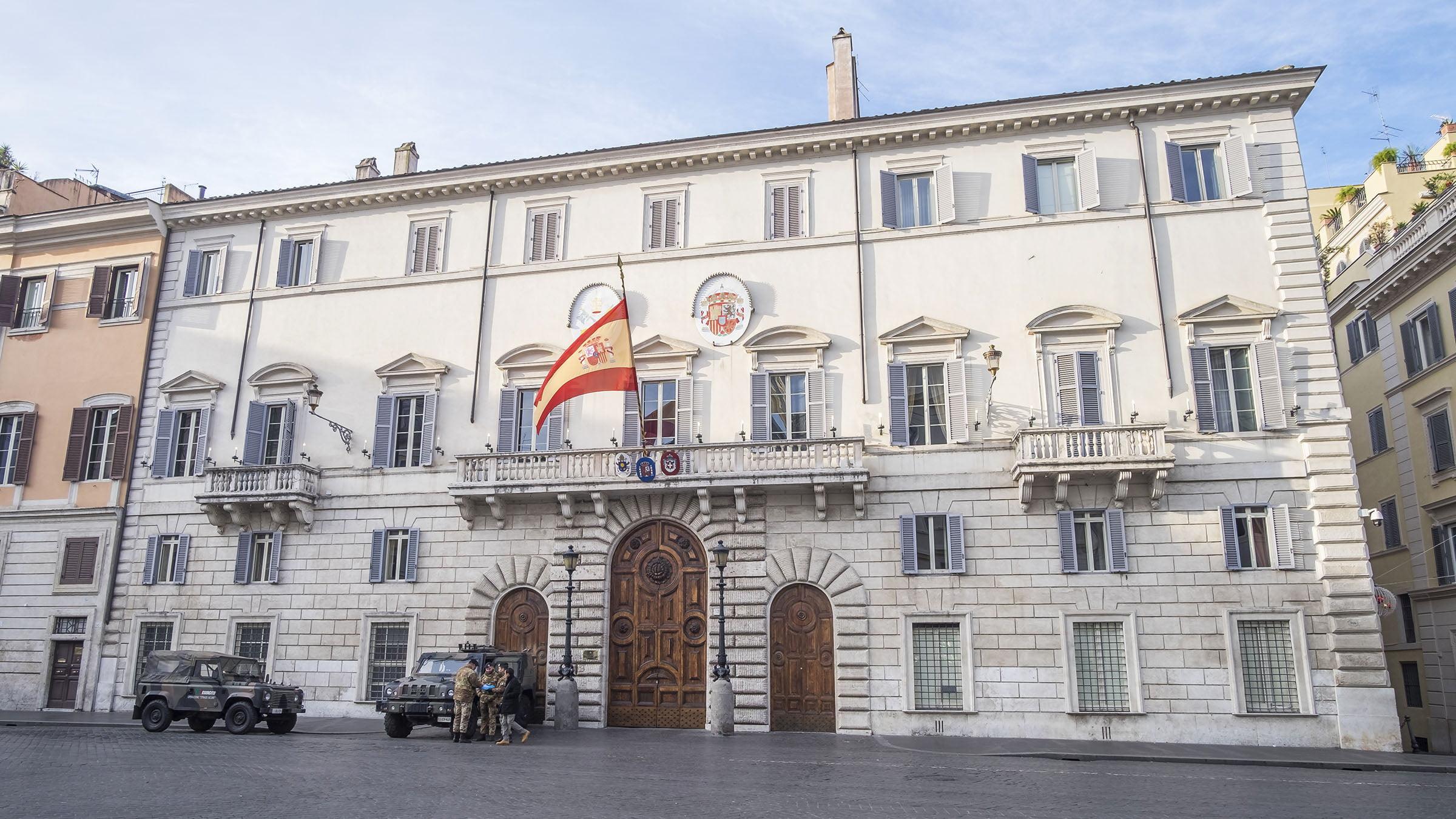 Embajada de espa a en roma italia - Embaja de espana ...