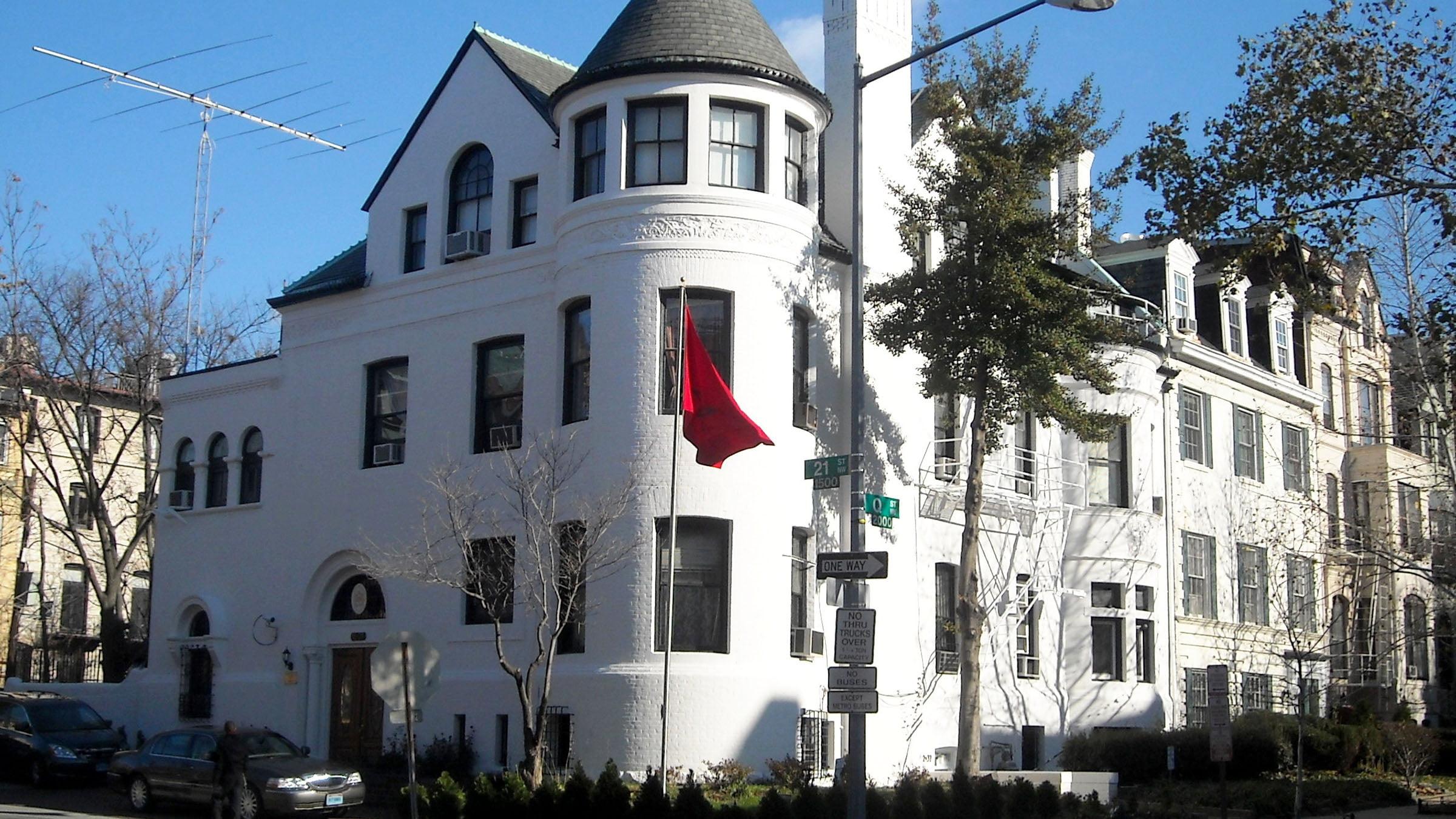 Embajada de Marruecos