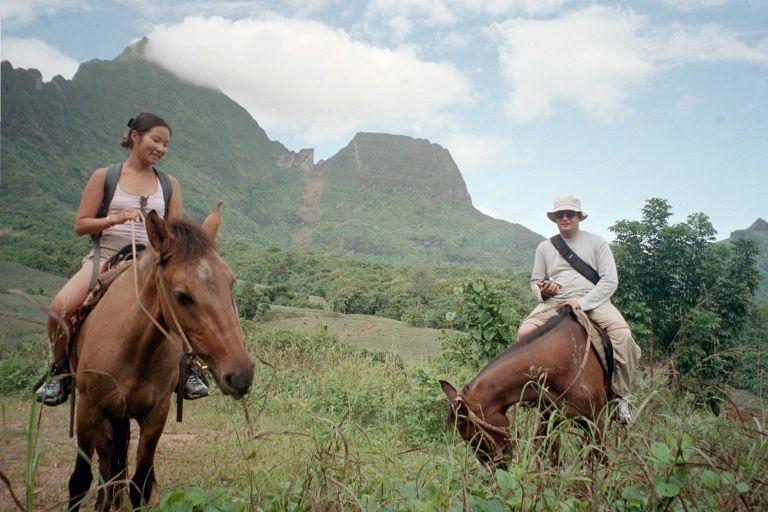 En Caballo, Turismo rural