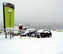 Entrada a Esquí Valdelinares