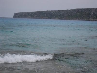 Es Caló en Formentera