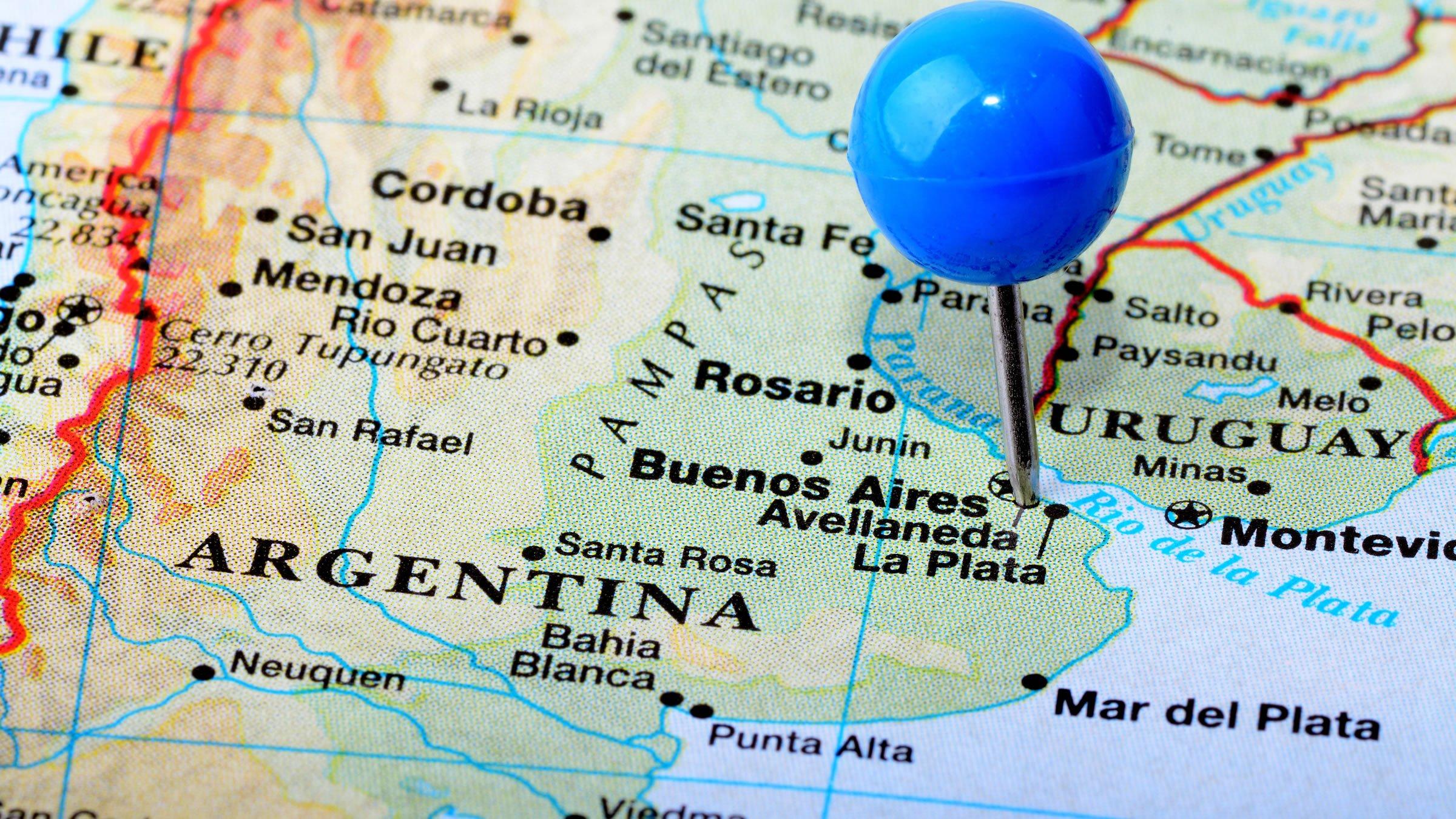 Es necesario visado para viajar a argentina - Viaje de novios espana ...