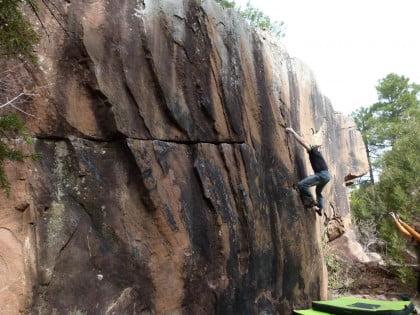 escalada en valencia