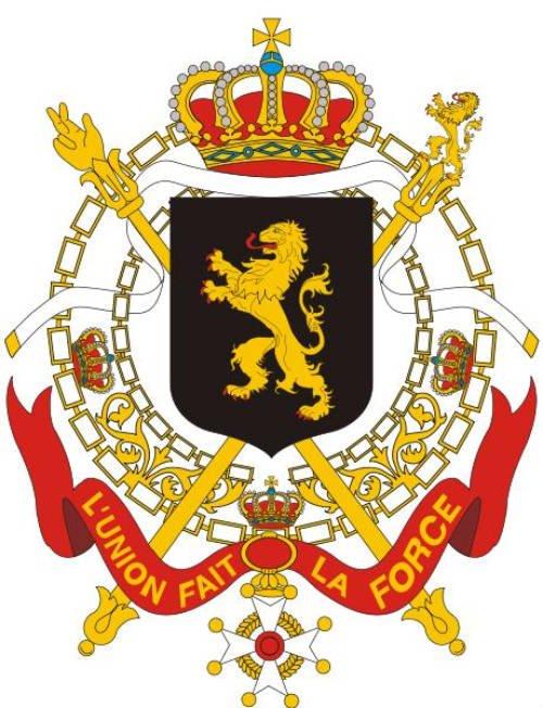 Escudo de Bélgica