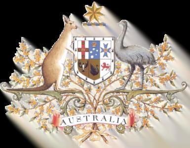 Escudo de Australia