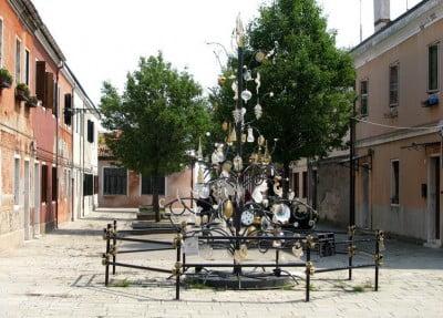 Esculturas en Murano
