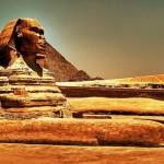 Esfinge de Giza, Egipto