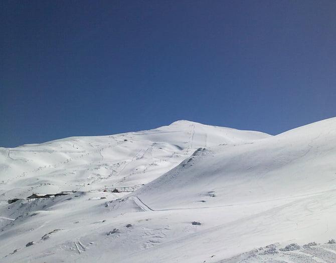 esqui Marruecos