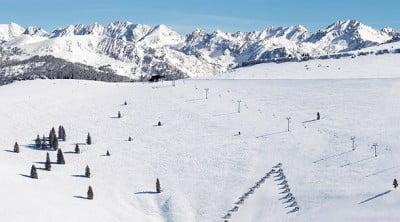 Pistas de esqui de Marruecos