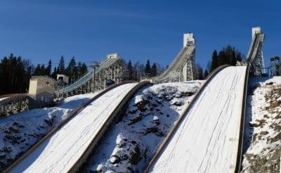 esqui en Chile