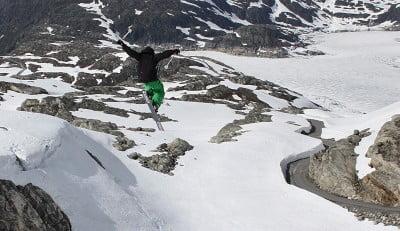 Esquí en Noruega