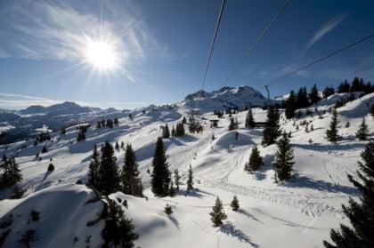 esqui en teruel