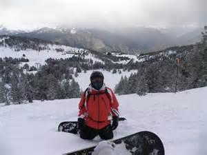 esquiando en Espot Esquí