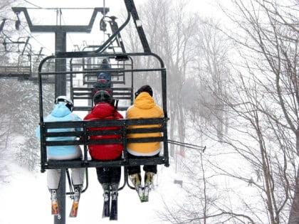 esquiar en navarra