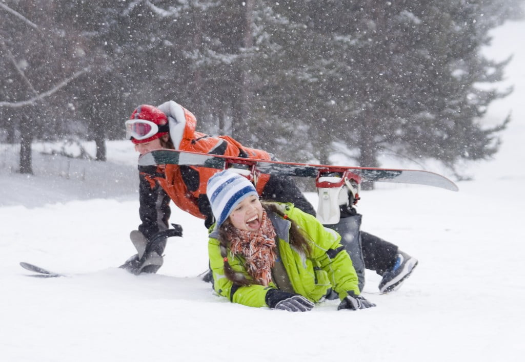 esquiar en sevilla