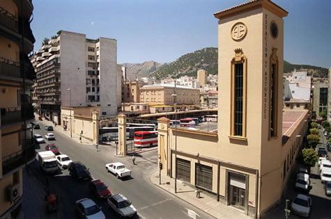 Estación de autobuses de Jaén