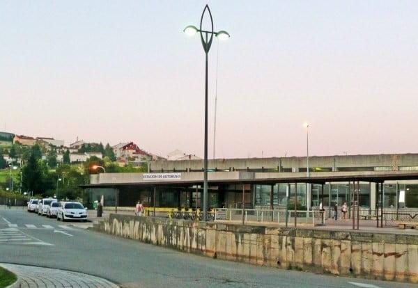 Estación de autobuses de Santiago