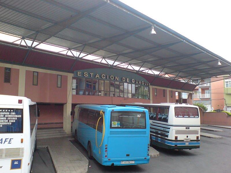 Estación de Guaguas