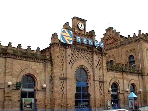 Estación Renfe de Huelva