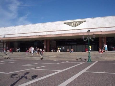 Estación Santa Lucia, Venecia