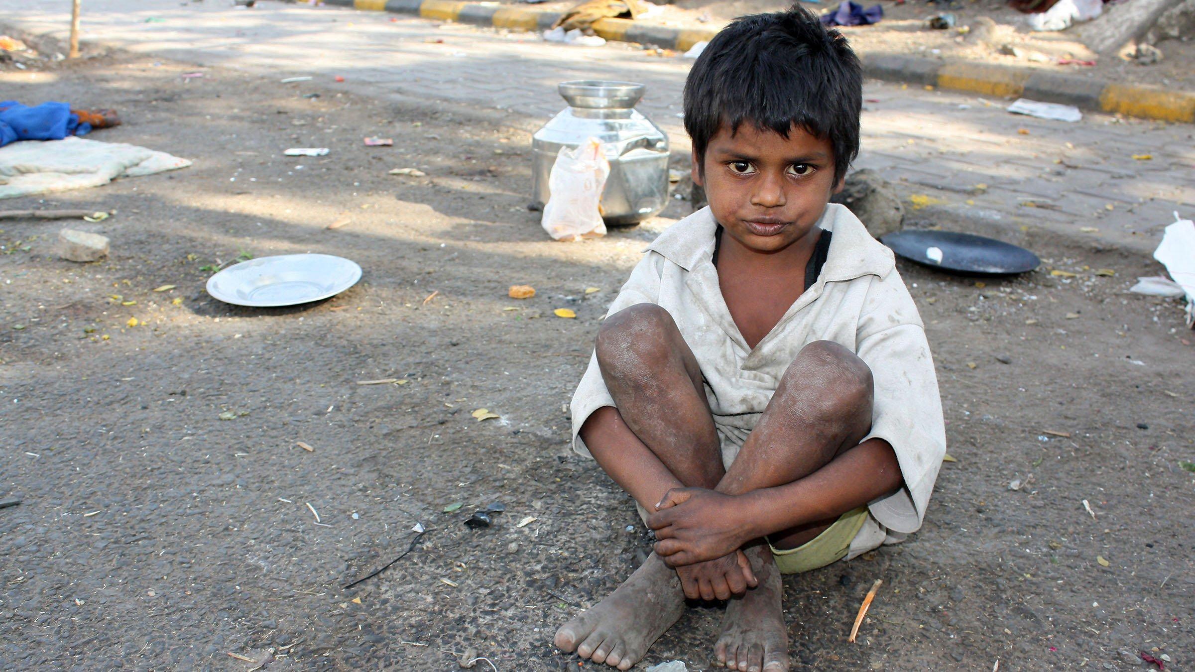 estadíaticas de la pobreza malnutrición