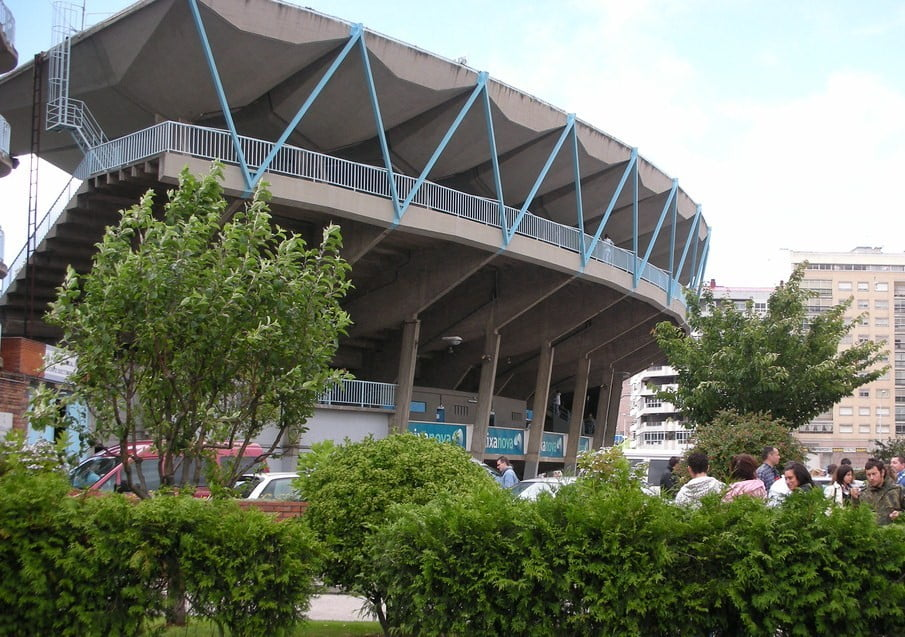 Estadio de Balaídos de Vigo