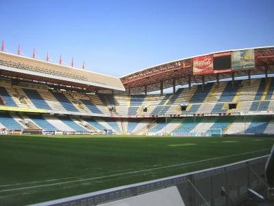 Estadio de Riazor, A Coruña
