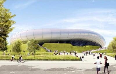 Estadio de Wroclaw Sede de la Eurocopa