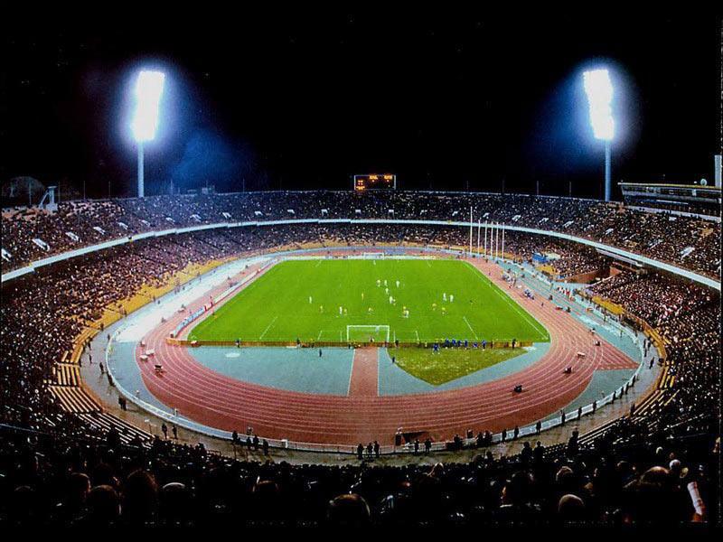 Estadio de Kiev Sede de la Eurocopa