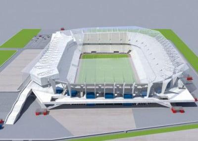 Estadio de Lviv Sede Eurocopa