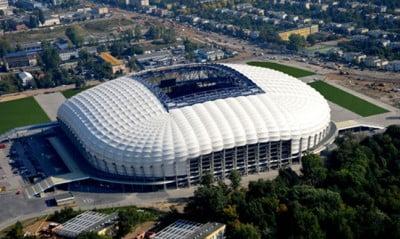 Estadio de la Eurocopa 2012