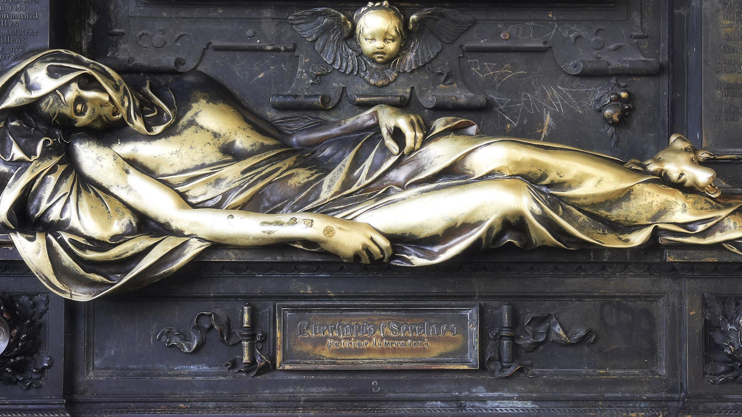 Estatua de Charles- Everad