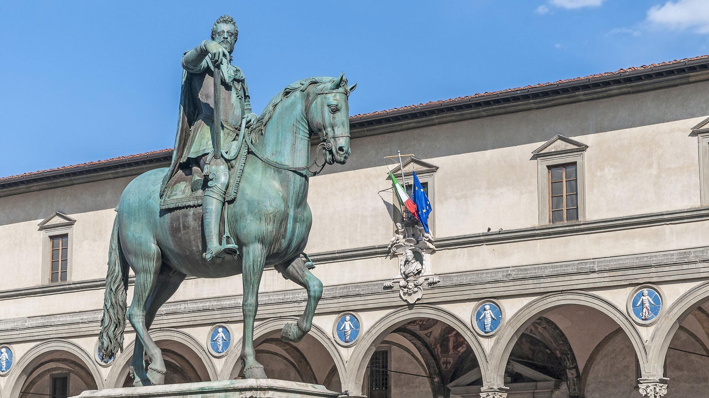 Estatua Fernando I