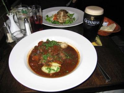 Estofado irlandés