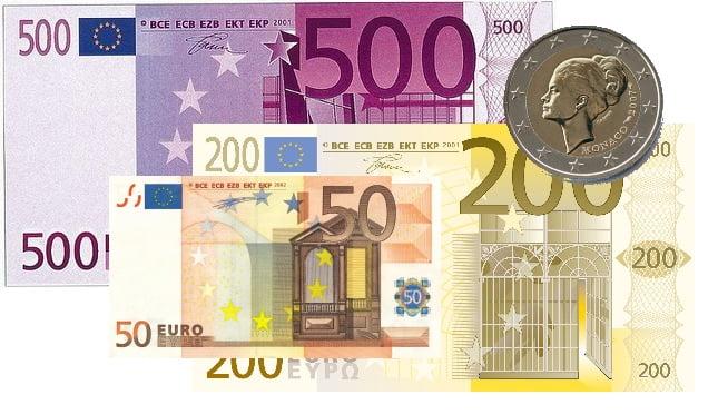 Euro de Mónaco