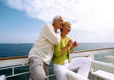 Excursiones en cruceros admirando paisaje