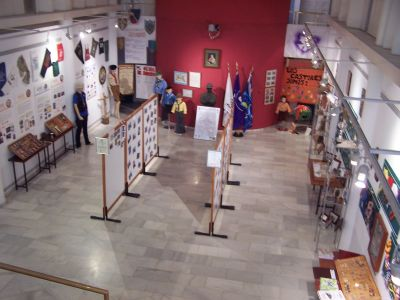 Exposición en Casa Colón