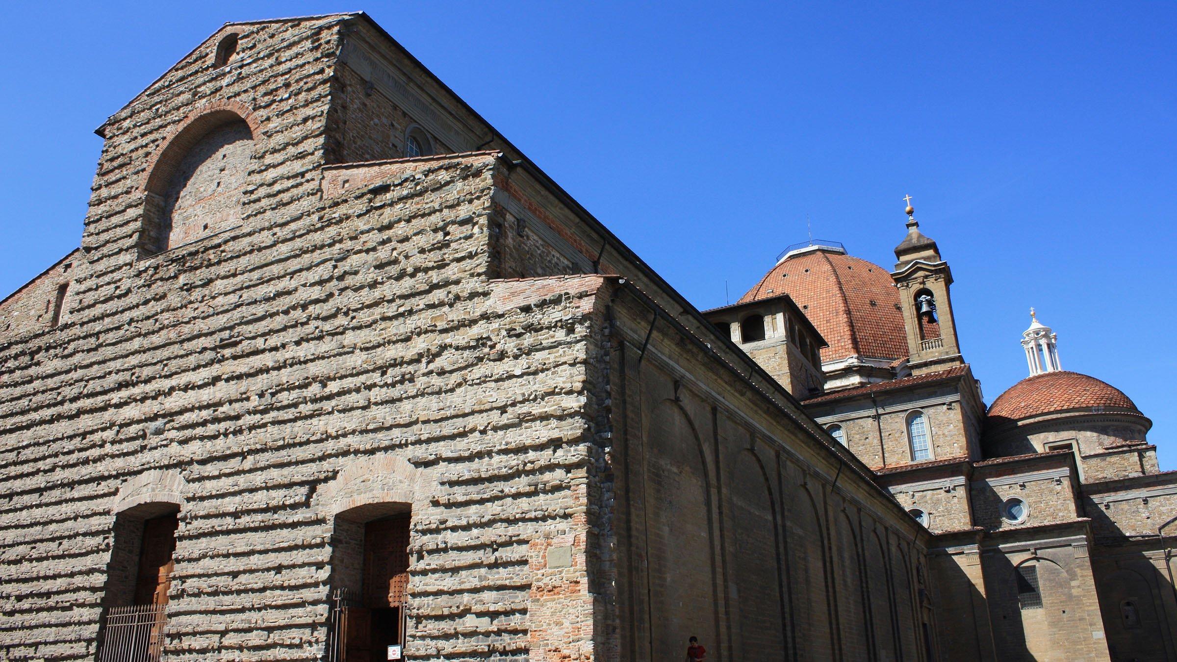 Fachada de San Lorenzo