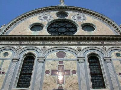 Fachada de Santa Maria dei Miracoli