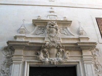 Fachada del Convento