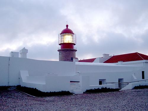 Faro del Cabo de San Vicente