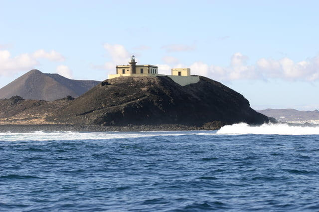 Faro Isla de Lobos, Fuerteventura
