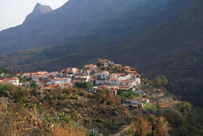Fataga en Gran Canaria