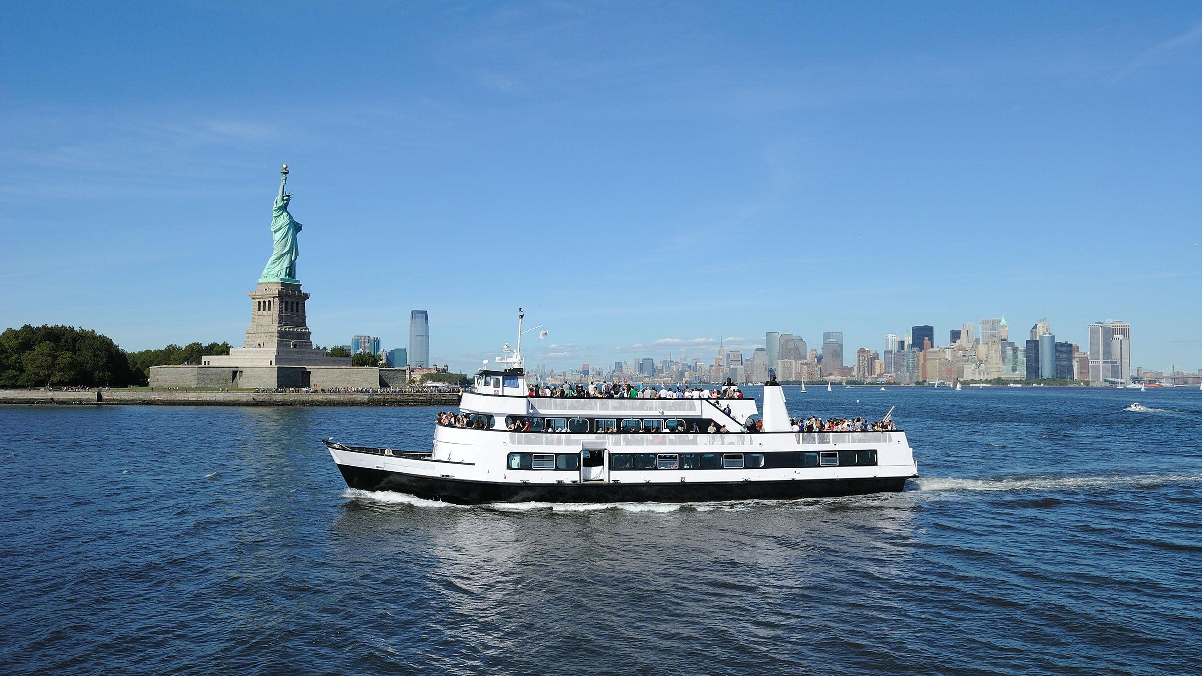 Ferry de la Estatua de la Libertad