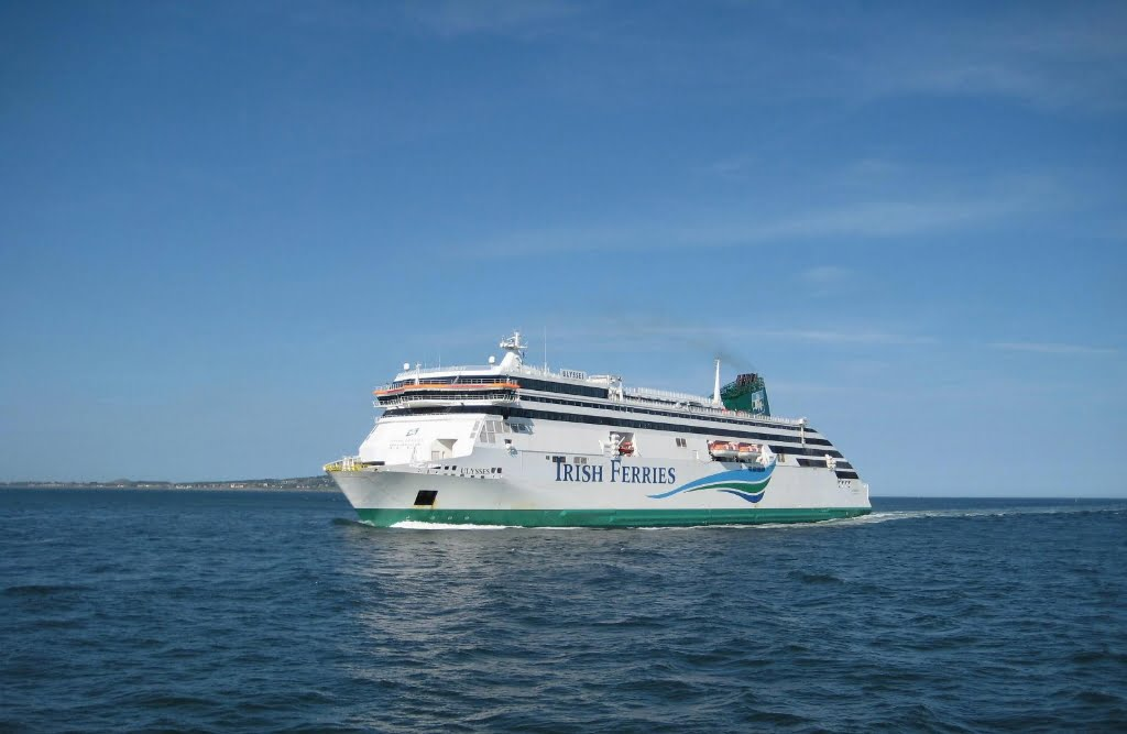 Ferry de Irlanda
